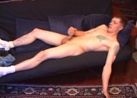 Young Shane Jacking Off