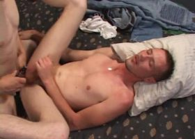 Str8 Boys Jordan and Martin Flip Fuck
