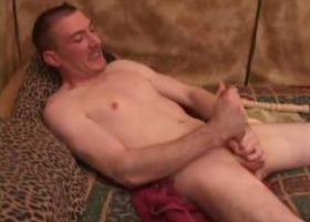 Richard Azina Jacking Off