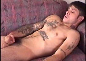 Amateur Dillon Beating His Meat