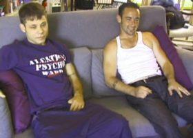Straight Dillon and Joe Fuck