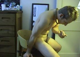 Amateur Torque Beats His Meat