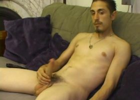 Young Jace Sneed Jacking Off