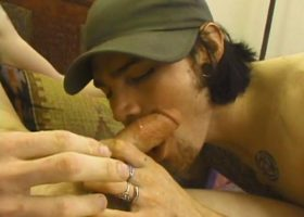 Shane and Blake Sucking Cock