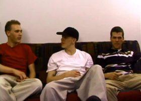 Tye, Matthew and Shane Threesome