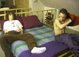 Adam and Dominic Flip Fuck