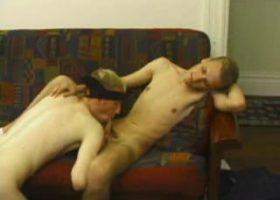Laze and Tye Sucking Dick