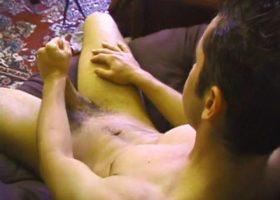 Devon Hart Beats His Meat