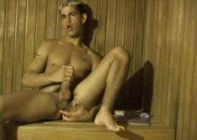 Lucky and Robby Jacking Off