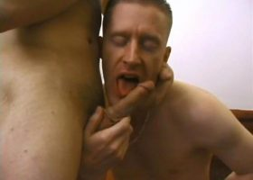 Chase and Johnny Sucking Cock