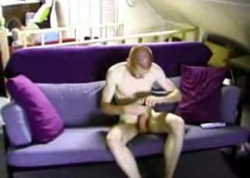 Two Straight Boys Jacking Off