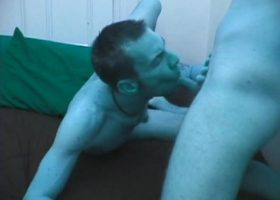 Brett and Kent Sucking Dick
