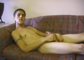 Twink Scott McRae Beating Off