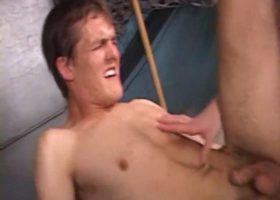 Amateurs Nick and Cody Fucking