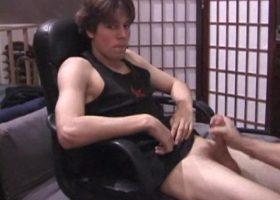 Jayden Gets His Dick Stroked