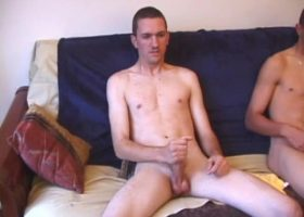 Straight Boys Beating Off Together
