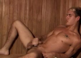 Robby and Lucky Jerking Off