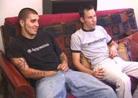 Kent Stryker and Rock Lee Suck Cock