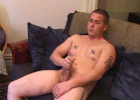 Straight Boy Lane Jerks Off