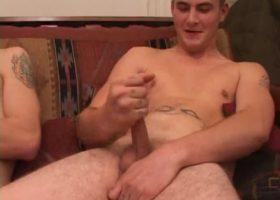 Shane and Rick Sucking Cock
