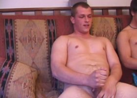 Jason and Brock Sucking Dick