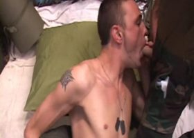 Dempsey Butt Fucks Cody