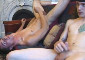 Brock and Shane Sucking Dick