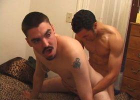 Sean and Adrian Sucking Cock
