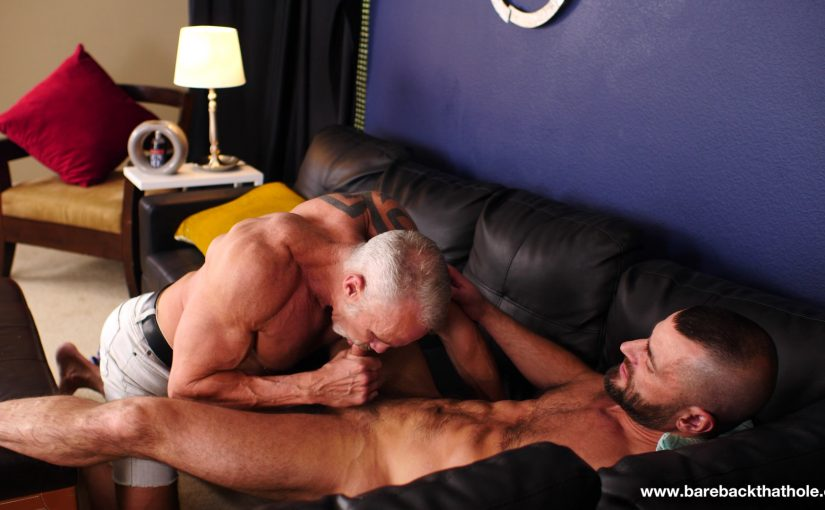 Dallas Steele and Jake Morgan