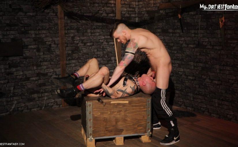 Yoshi gets a good spanking