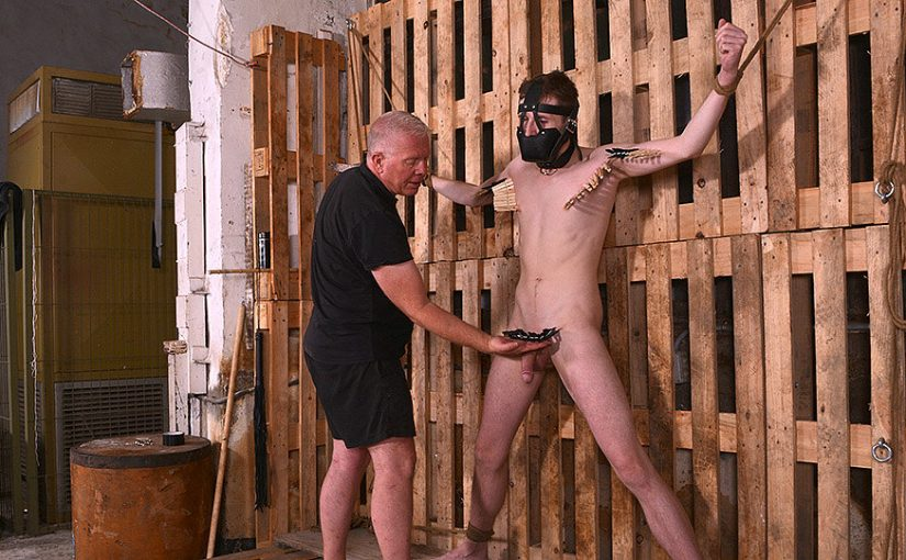 A Lesson In Kink For Hung Blake – Part 3